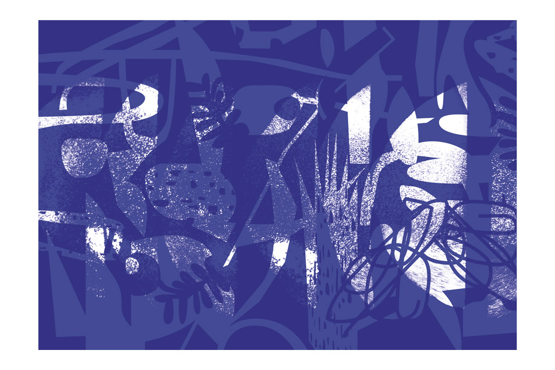 Illustrations & Textile Prints